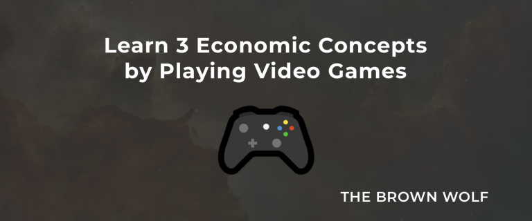 Learn 3 Economic Concepts by Playing Video Games