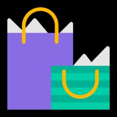 Shopping bags emoji